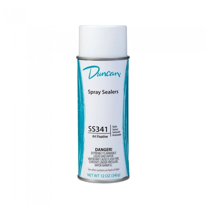 Duncan SS341 Satin Finish Spray Sealer
