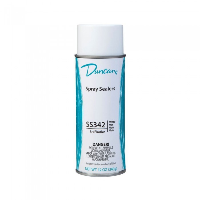 Duncan SS342 Matte Finish Spray Sealer